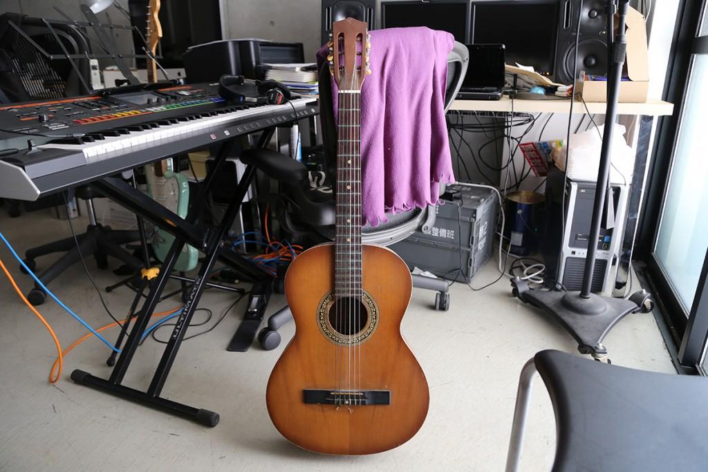 社長のギター